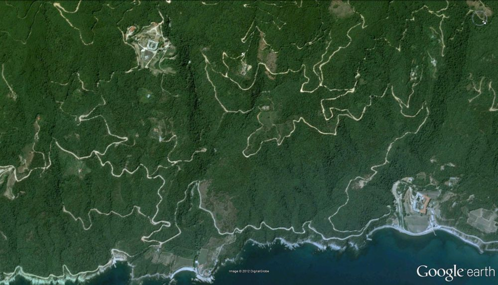 © 2012 Google, DigitalGlobe